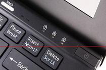 电脑键盘上三个灯的奥秘你知道吗?