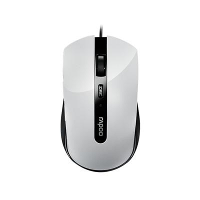 雷柏有线光学鼠标N3600
